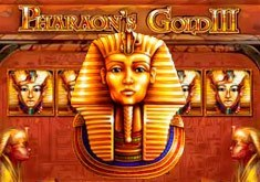 играть в автомат pharaohs gold 3