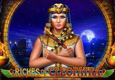 Играть в Автомат Riches of Cleopatra